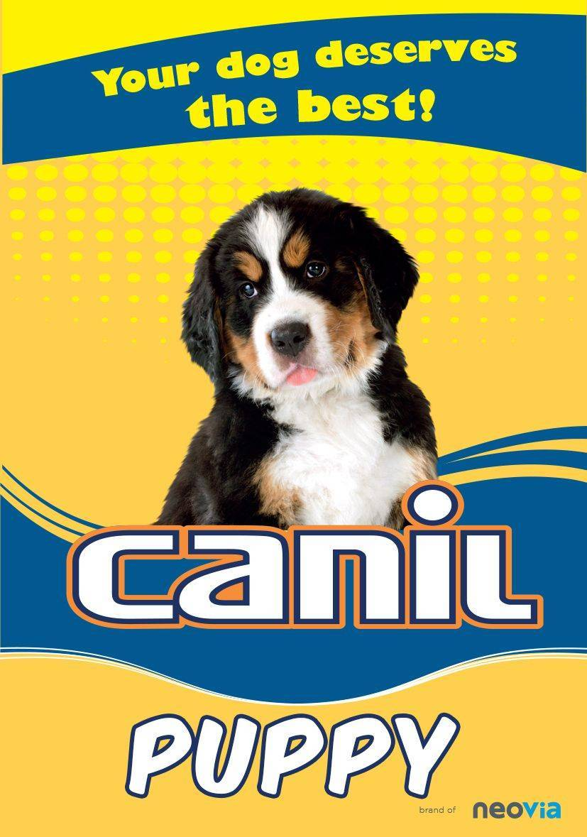 Canil Puppy 2kg (case of 3)
