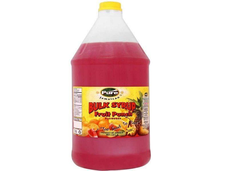 Pure Syrup Kola Champange 1 Gallon
