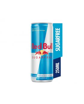 Red Bull Sugar Free 250ml 4 Pack