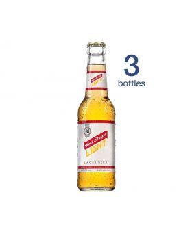 Red Stripe Light Beer 275 ml 3 Pack