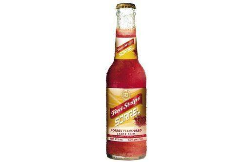 Red Stripe Sorrel Beer 6x275ml