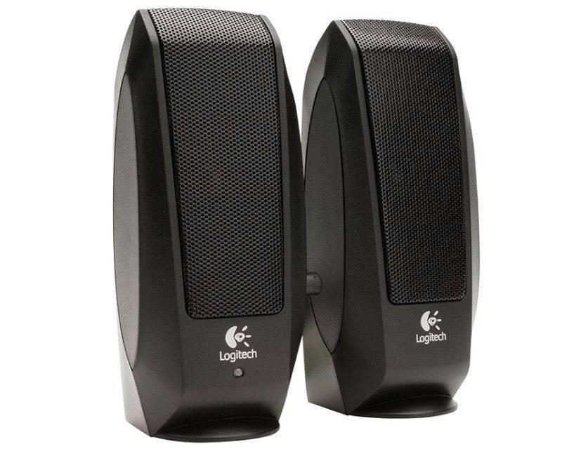 Logitech S-120 PC Speakers