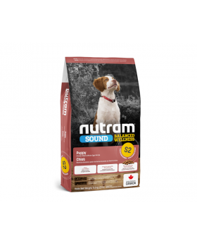 S2 Nutram Sound Balanced Wellness Natural Puppy Food 2.27kg