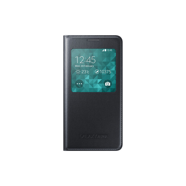 S View Cover Galaxy Alpha