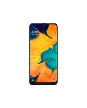 Samsung Galaxy A30 Duos Unlocked Smartphone Front View