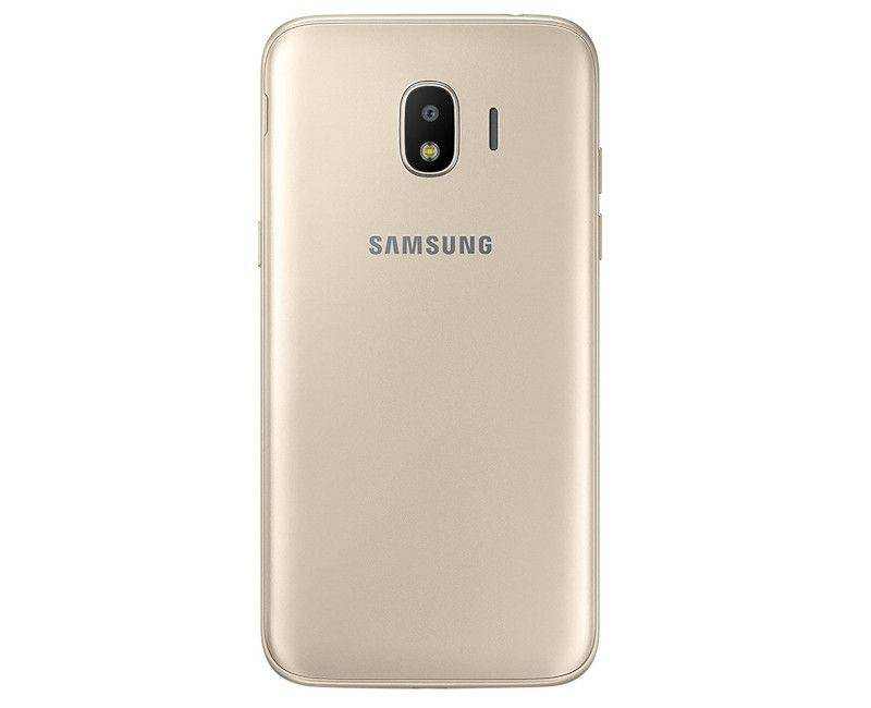 Samsung Galaxy J2 Pro Duos Unlocked Smartphone Back view