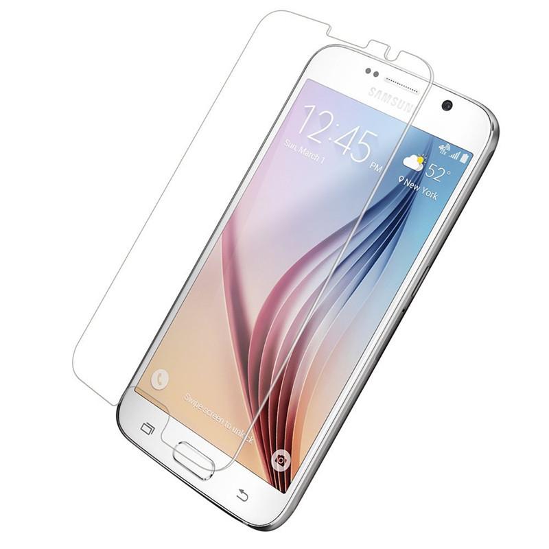 Samsung Galaxy S6 Tempered Glass