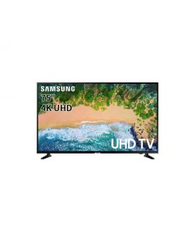 "Samsung UN75NU6950 75"" 4K UHD Smart LED TV"