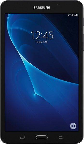 """Samsung Galaxy Tab A 7.0"""" 8GB - Black"""