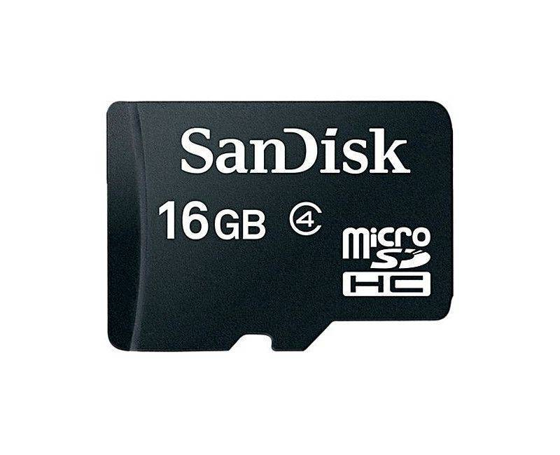 SanDisk 16 GB Micro SD Memory Card