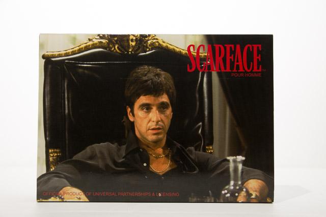 Scarface Por Homme Perfume Set