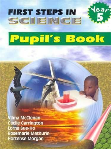 First Steps in Science Year 5 Pupil's Book