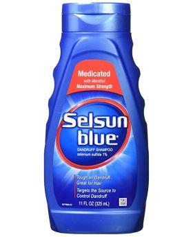 Selsun Blue Dandruff Shampoo medicated