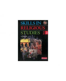 Skills in Religious Studies Book 3 by M C Mercier