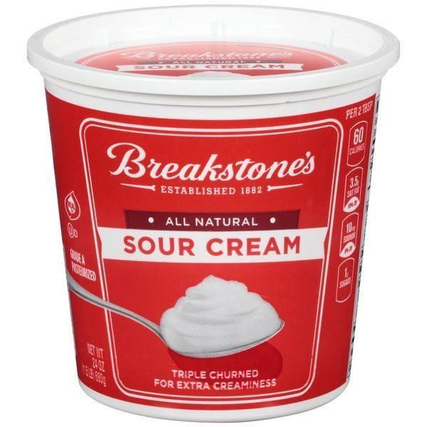 Breakstone's Sour Cream, 24oz