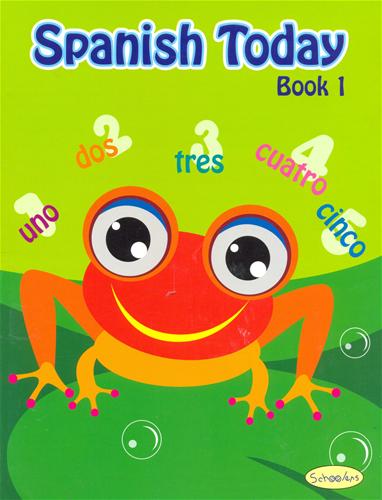 Spanish-Today-Book-1