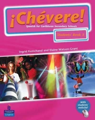 Chevere! Student Book 3
