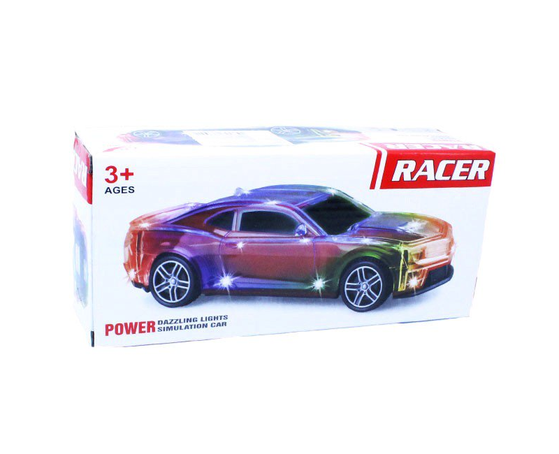 Sport Racer Car Assorted Colours