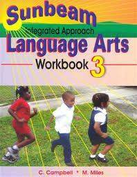 Sunbeam Integrated Approach Language Arts Workbook 3