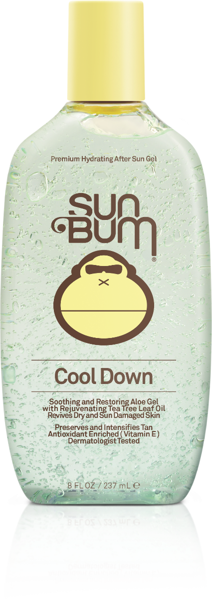 Sun Bum Cool Down After Sun Gel 8 FL. OZ.