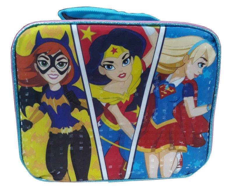 Superhero Girl Basic Lunch Kit
