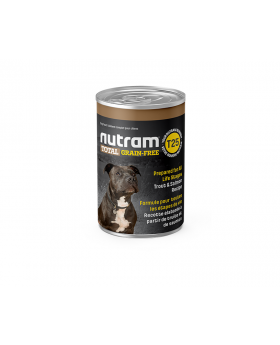 T25 Nutram Total Grain-Free® Trout and Salmon Meal Recipe Wet Dog Food