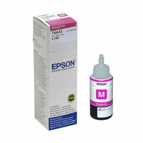 Epson T664320 AL L200  Magenta Ink