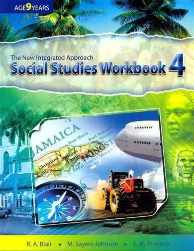 The New Integrated Approach Social Studies Workbook 4