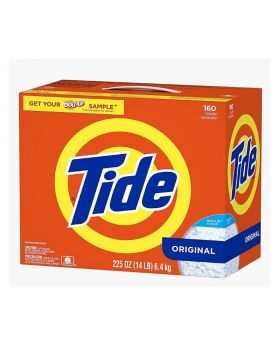 Tide Original Powder Detergent 160 Loads 225 Oz