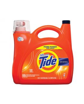 Tide Ultra Concentrated HE Liquid Laundry Detergent 146 Loads 200oz