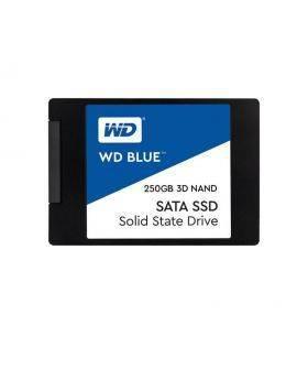 """WD SSD Blue 250GB 2.5"""" INT SATA 3D"""