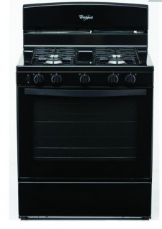 "Whirlpool 30"" Free Standing Gas Stove"