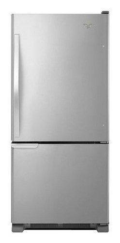 Whirlpool Refrigerator 19 Cubic Bottom Freezer