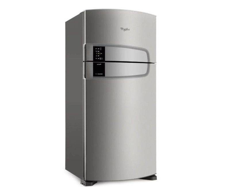 Whirlpool 14 cu.ft. No Frost Silver Refrigerator