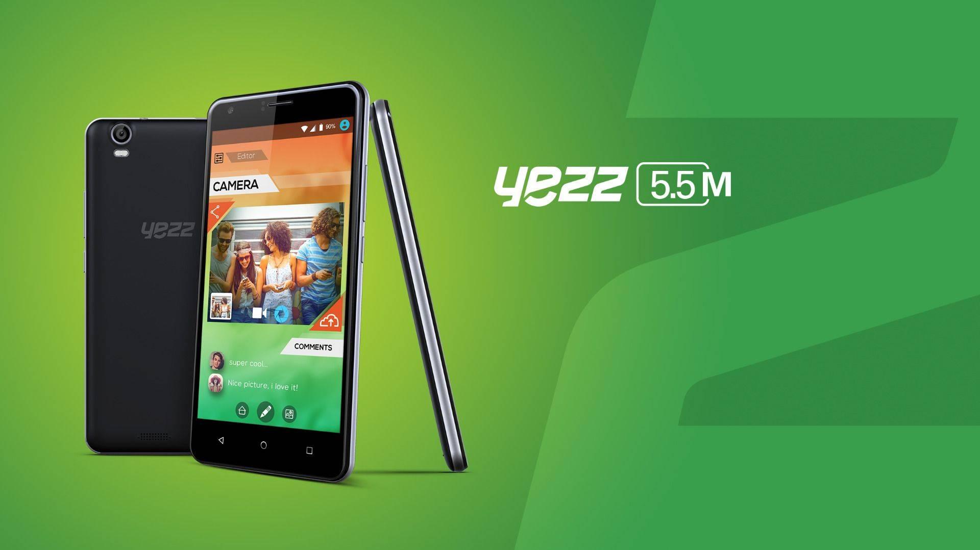 Yezz 5.5