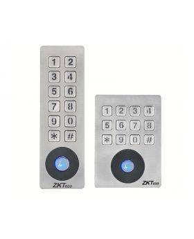 ZK Teco Security - RFID and password Identification - No Communication